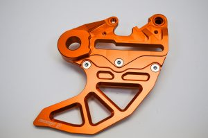 Orange KTM Husqvarna Guard