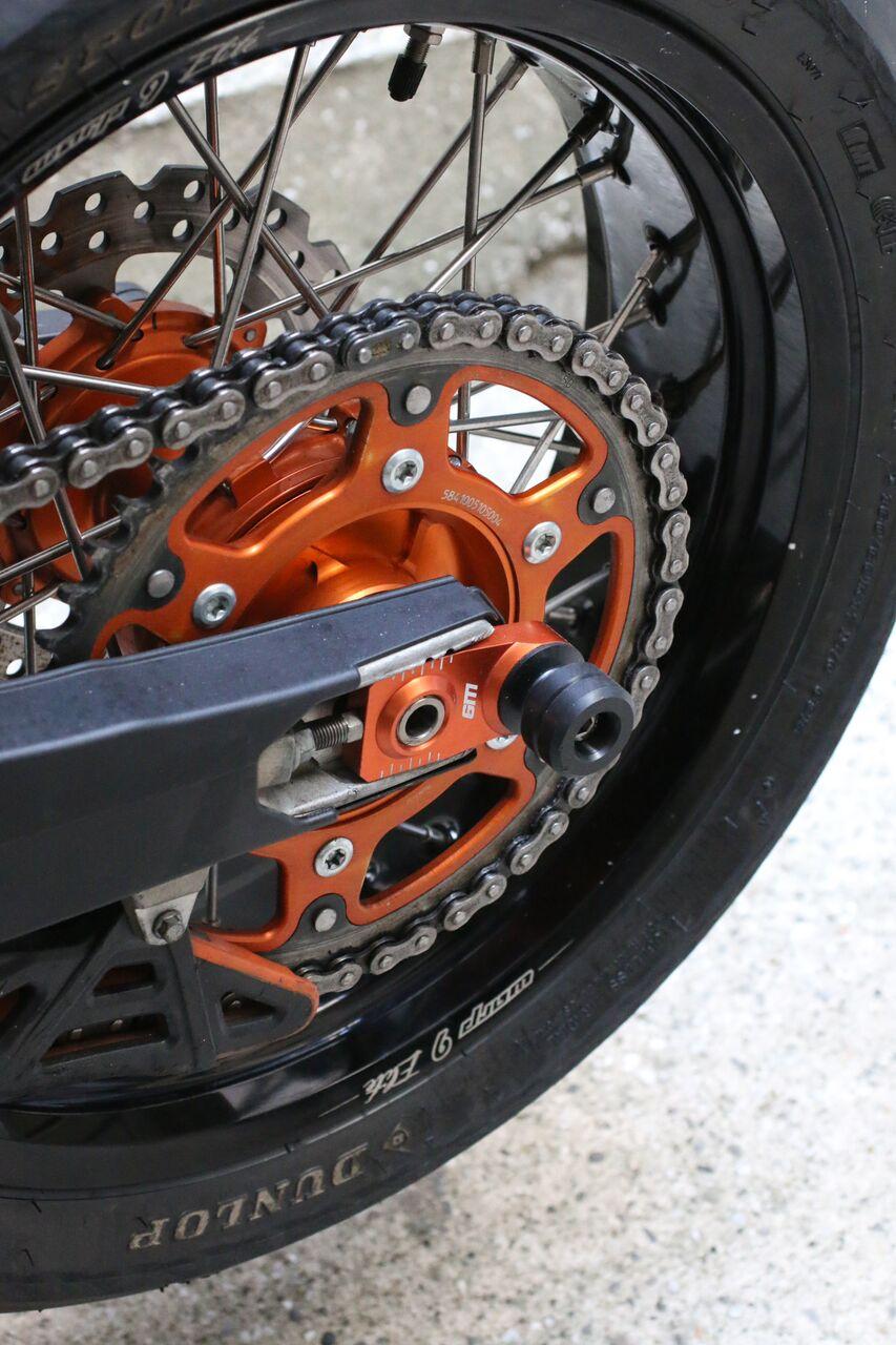 Axle Sliders - Warp 9 Racing
