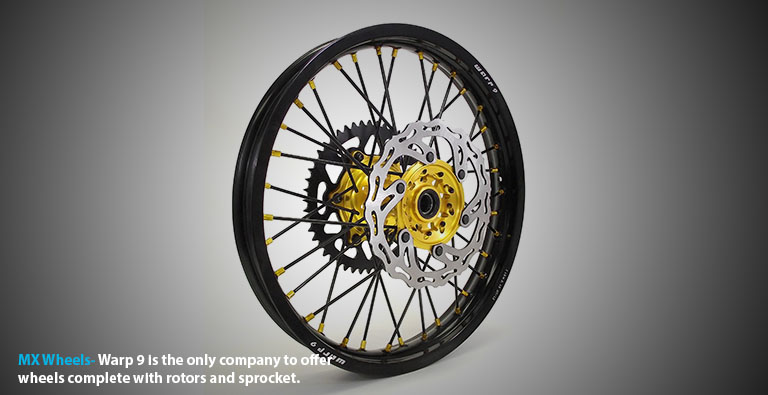 Motocross Wheels
