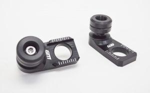 Black Rear slider